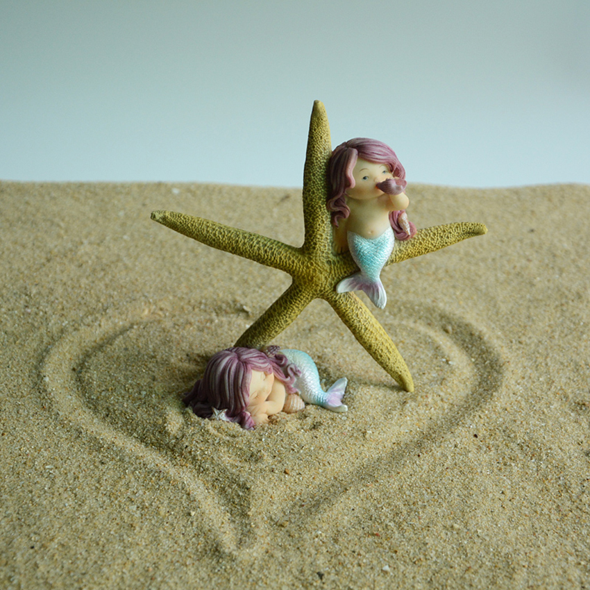 Grooveyboi Acheter Creative Kawaii Mini Sirene Animaux