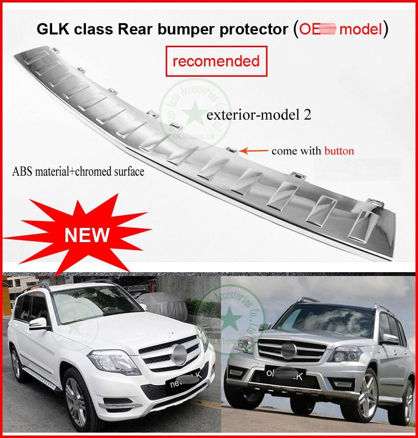 MERCEDES-BENZ GLK-CLASS REAR TRUNK LICENSE PLATE LIGHT NEW GLK250 GLK350 GENUINE