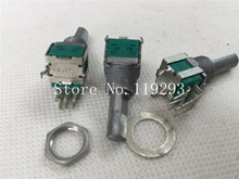 [BELLA]09 type original Japanese ALPS potentiometer 503B B50K  103B B10K double axle 20MM of the radius 4MM–10pcs/lot