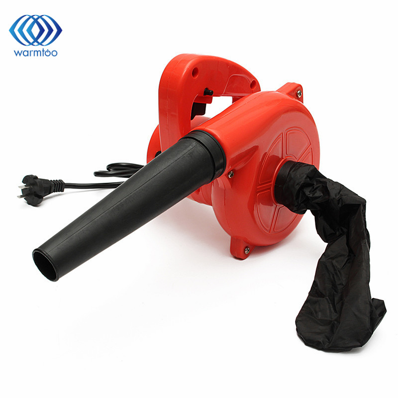 Suck Blow Dust Electric Hand Operated Air Blower for Cleaning Computer Blower Vacuum Cleaner 220V high efficiency electric 600w hand operated air blower vacuum cleaner blowing dust collecting 2 in 1
