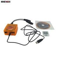 Этап управления программным обеспечением первоклассное suite2 ФК DMX-usd контроллер dmx хорошо для DJ КТВ партия светодиодные фонари, shehds этап Осве...