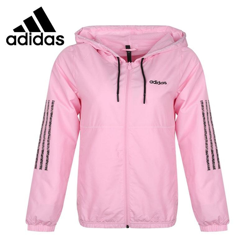 Original New Arrival 2019 Adidas NEO W CE 3S WB Womens  jacket Hooded  SportswearOriginal New Arrival 2019 Adidas NEO W CE 3S WB Womens  jacket Hooded  Sportswear