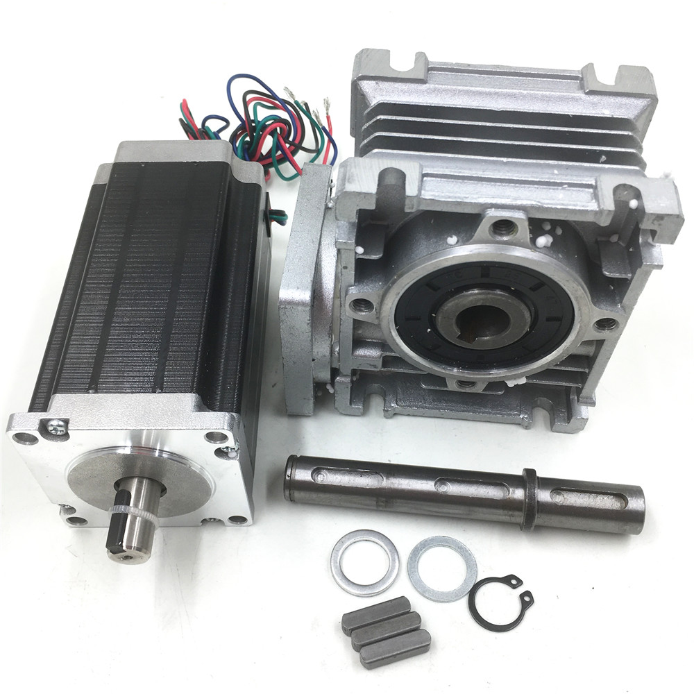 Ratio 50:1 Geared Stepper Motor Nema23 L112mm 4.2A 1.8degree Gearbox Speed Reducer CNC Router Kit автомагнитола для toyota lc prado120 redpower 31182 ips dsp android 7