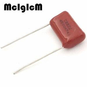 Image 2 - MCIGICM 1000 pcs 470nF 474 450V CBB Polypropylene film capacitor pitch 15mm 474 470nF 450V