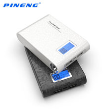 Original Pineng PN913 10000mAh Power Bank Portable External Battery Rechargeable Backup Charger Powerbank Bateria Externa