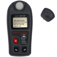 MT-30 Handheld Multifunções Digital Luxmeter Lux Medidor 0.1-200000lux Alta Precisão Portátil Medidor de Iluminância