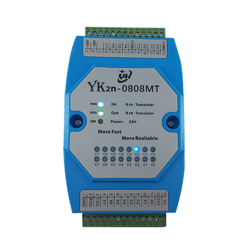 PLC controller compatible with  FX1N FX2NPLC programmable simple industrial control board