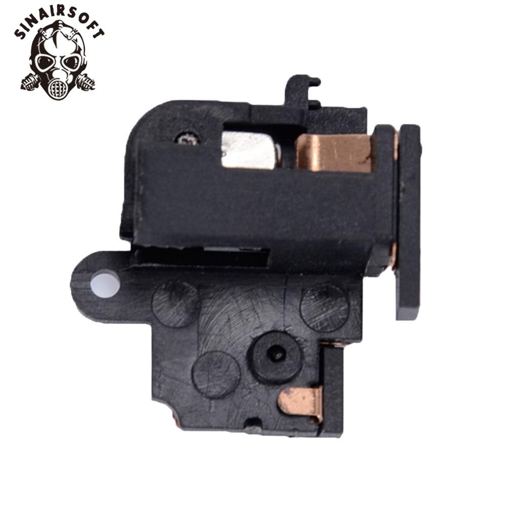 Ultra Precision Airsoft AEG negro Interruptor de resistencia al calor - Disparos - foto 3