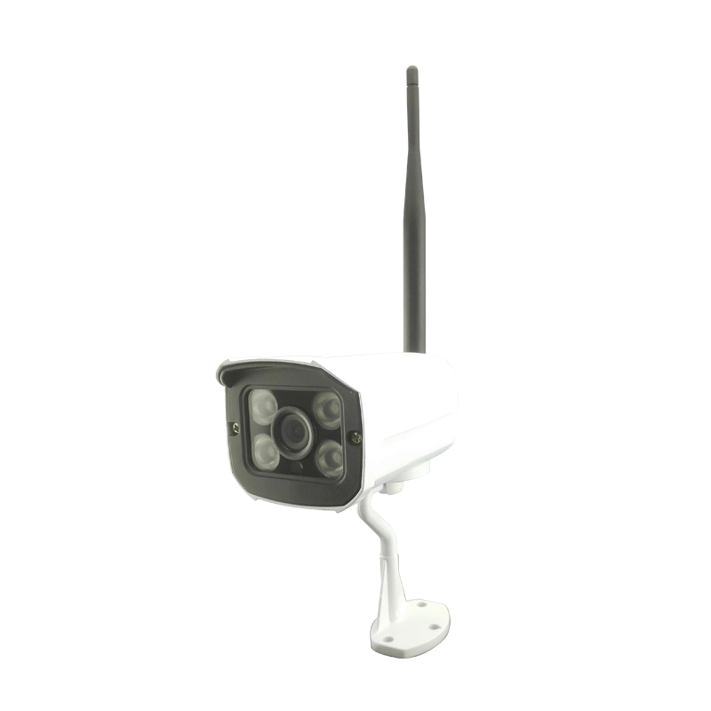 1080 P Carte WIFI caméra ip sans fil Extérieur CCTV Réseau Onvif 4 IR vision nocturne ONVIF H.264