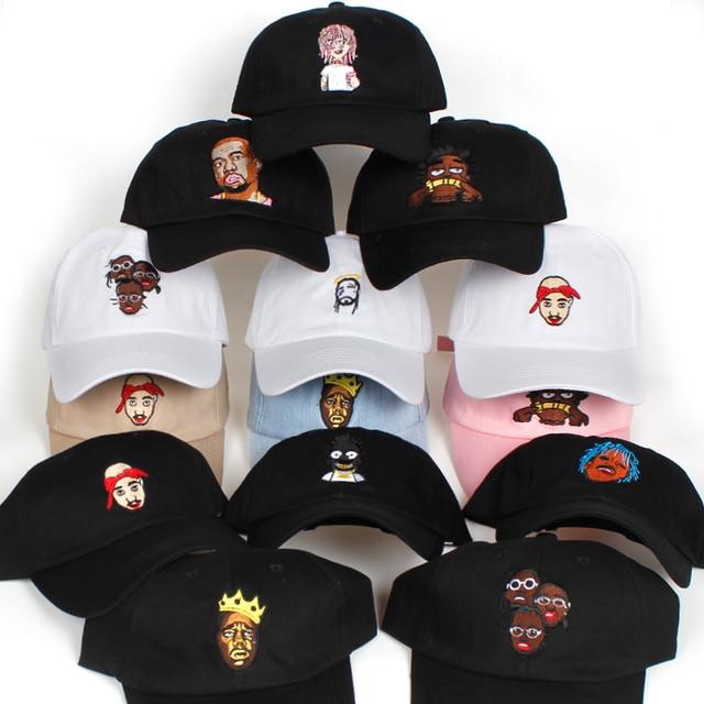 f0be99df new USA Hip Hop Dreadlock dad hat Men Snapback Cap Cotton% Baseball Cap For Adult  Men Women golf cap hats Bone Gorra