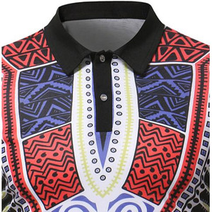 Image 5 - new mens casual 3D printed shirt with short sleeves