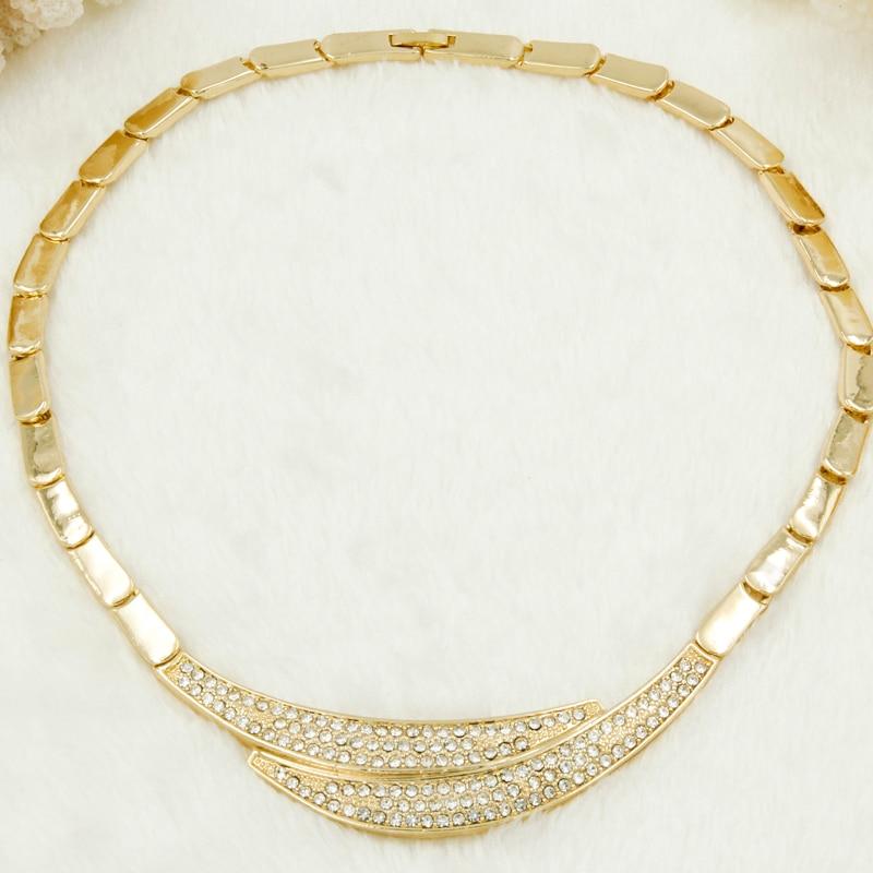 Aliexpresscom Buy Liffly Fashion Simple Gold Jewelry Elegant