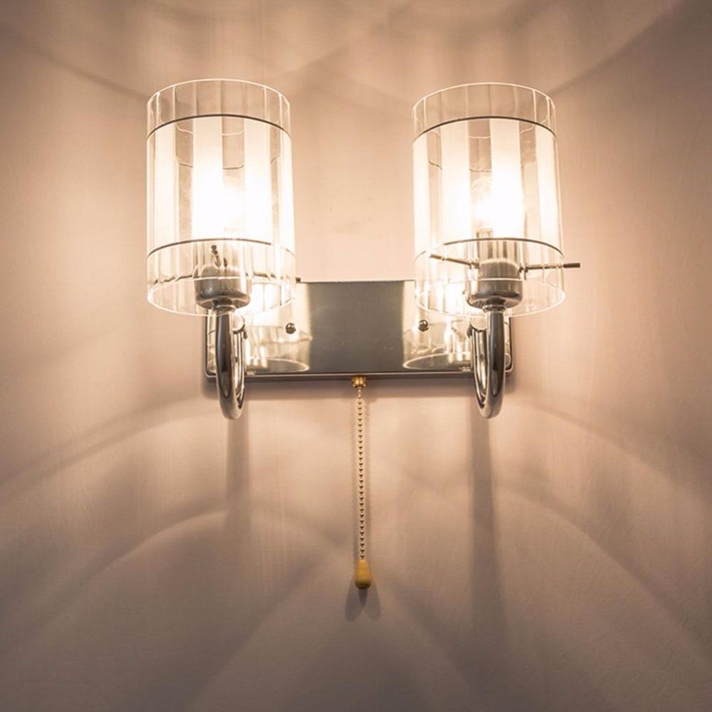 HGhomeart Wall Lights Fixtures Lighting E27 Wall Mounted ... on Led Sconce Lighting id=60219