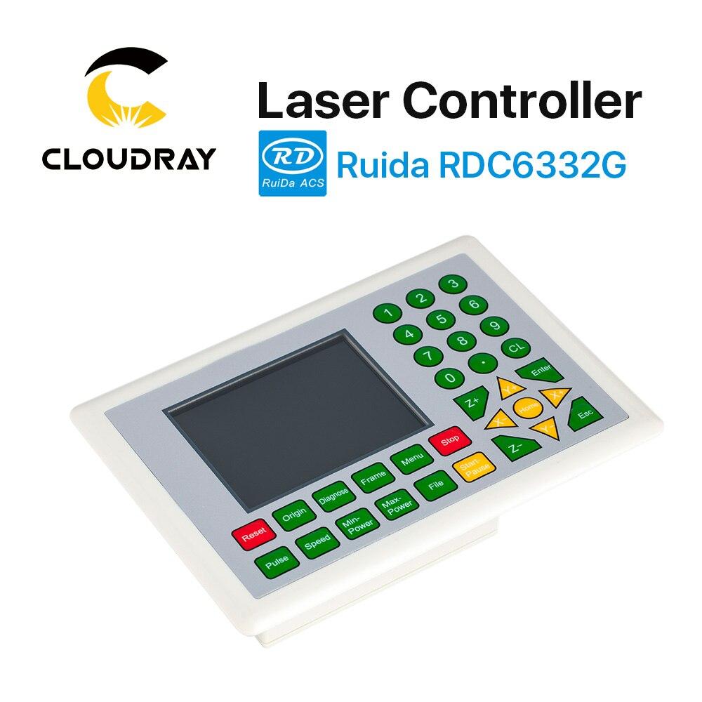 Cloudray Ruida RD RDC6332G 6332M Co2 lézer DSP vezérlő - Famegmunkáló gépek alkatrészei - Fénykép 3
