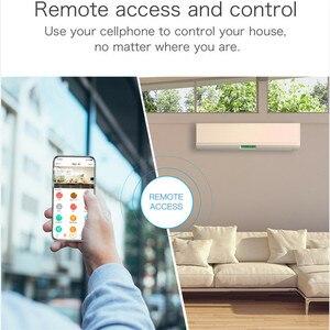 Image 5 - 新しい Geeklink スマートホーム無線 Lan + IR + 4 グラムユニバーサルインテリジェントリモコン amazon の ios Android の互換 alexa