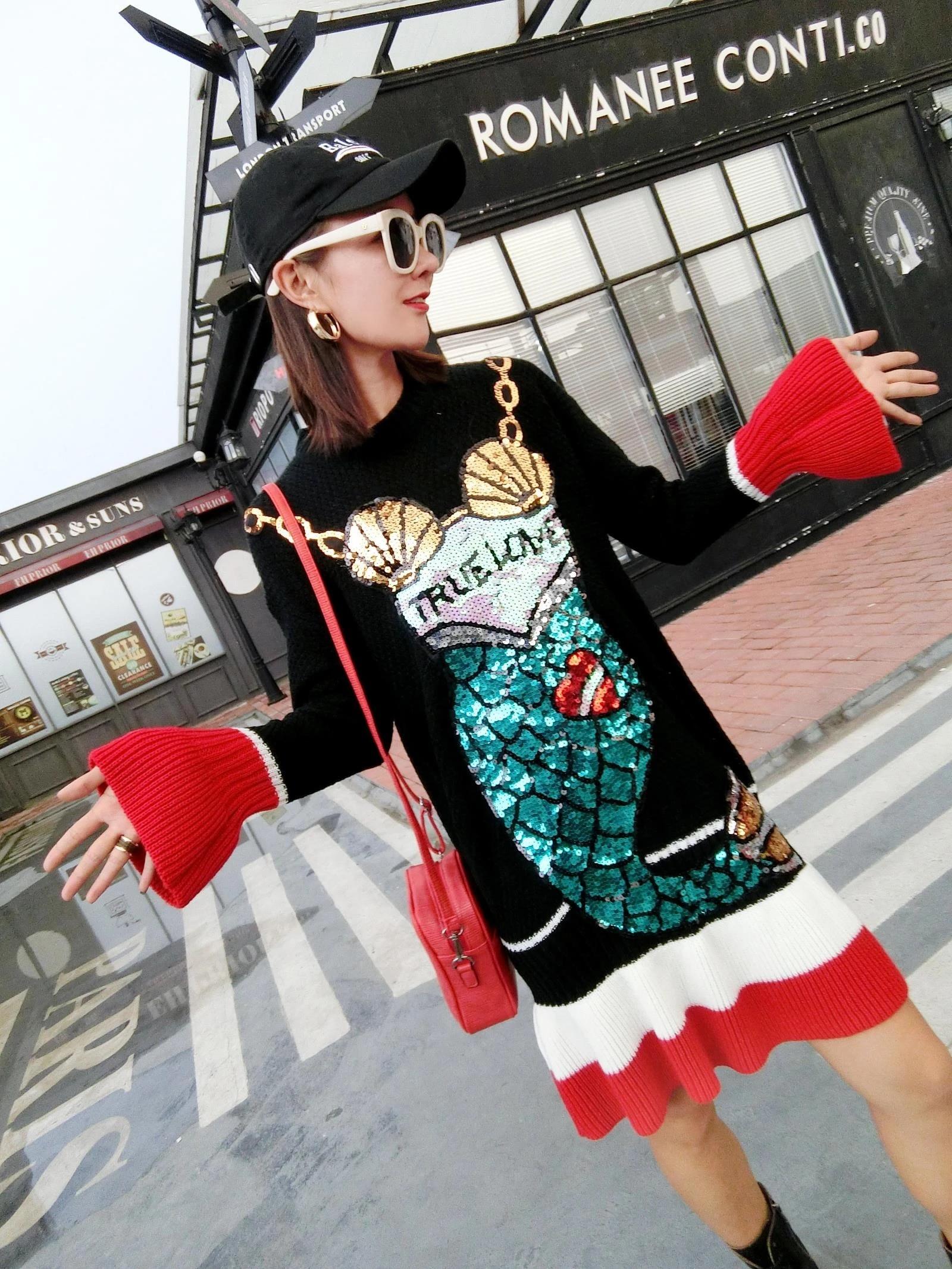 Dishy Ulzzang Fashion Dresses Sweaters