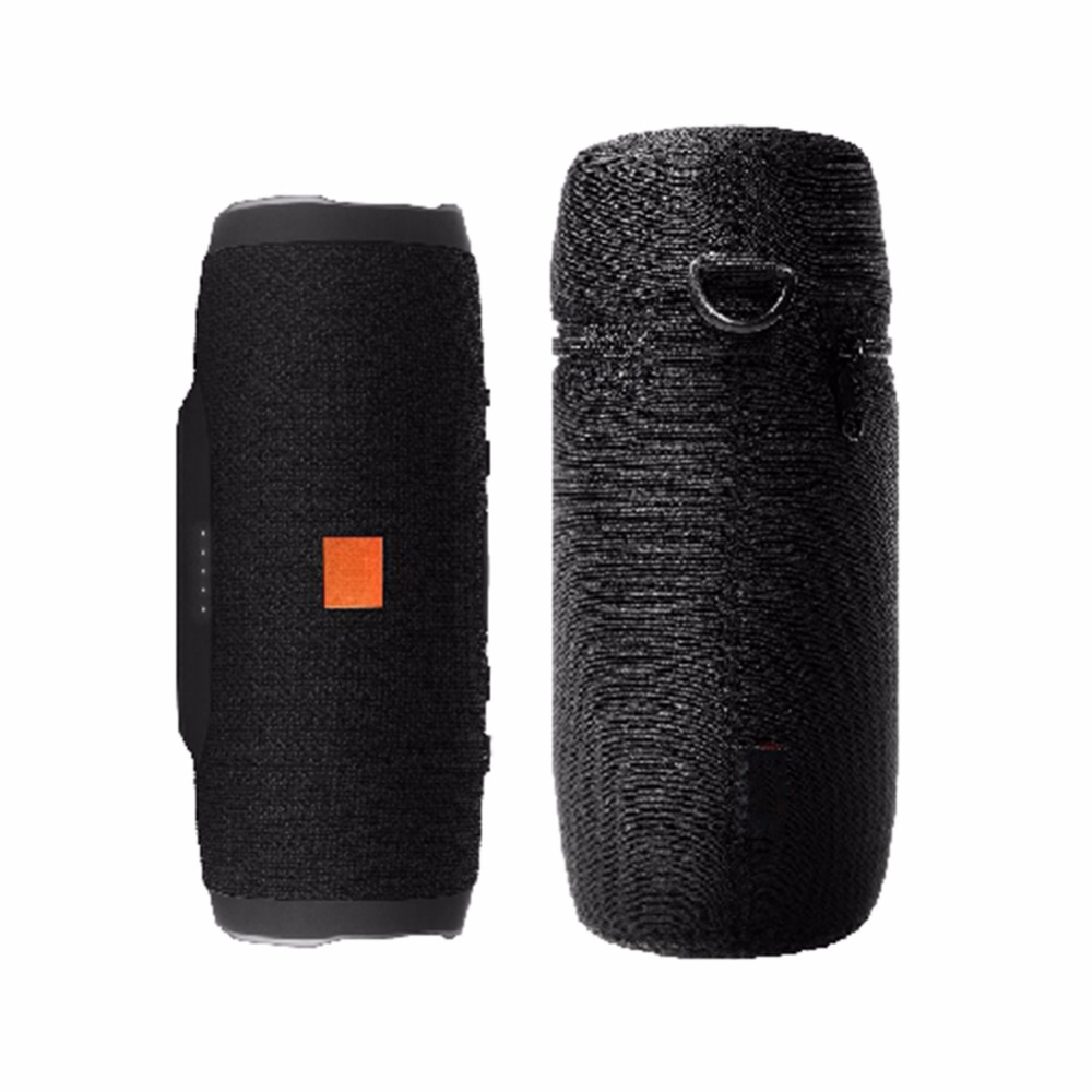 Wireless Bluetooth Speakers Cases For JBL Flip 3 Zipper Carry Pouch Portable Speaker Protective Zipper Belt Travel Neoprene Bag