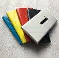 Новый Крышка Батарейного Отсека Для Nokia Lumia 920 Жесткий Пластиковый корпус Задняя крышка с сим лоток объектива камеры + боковые кнопки