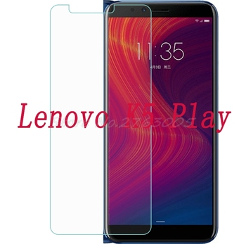 2PCS 9H  Front Phone Films  Screen Protector For Lenovo K5 Play Tempered Glass Mobile Phone Film