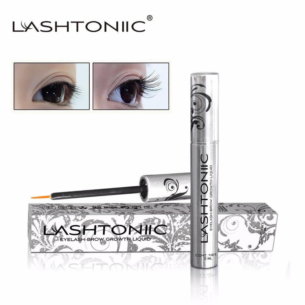 lashtonnic Lashes Enhancing Liquid Eyelash Growth Serum Remedy Tips Longer Thicker Darker Eyelash Eyebrow Without Side Effect fifty shades darker