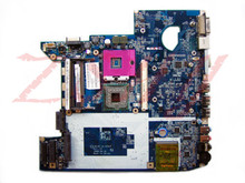 for ACER aspire 4930g laptop motherboard PM45 DDR2 MBAQL02001 JAL90 LA-4201P Free Shipping 100% test ok