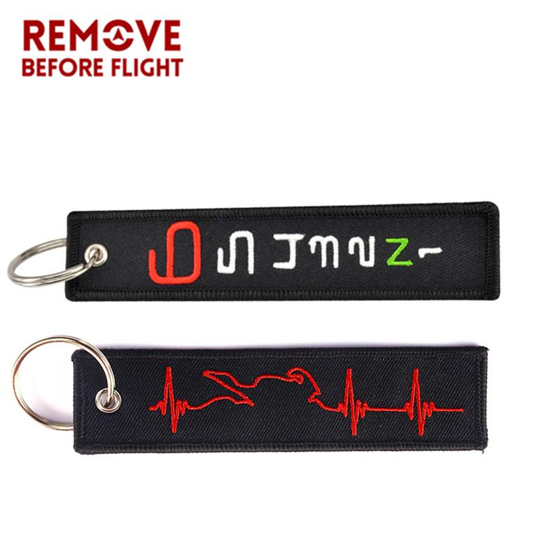 Newest-Fashion-Keychain-Chaveiro-Para-Moto-Keychain-Jewelry-Bijoux-Embroidery-key-holder-Chain-Keychain-for-Car