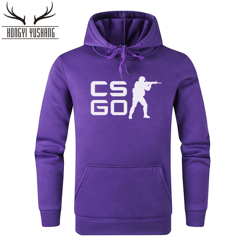 Back To Search Resultsmen's Clothing Dedicated Cs Go Hoodies Counter Strike Global Offensive Csgo Hoody Sweatshirts Fleece Pullovers Tracksuits Men Autumn Winter Clothes W18 Reputation First