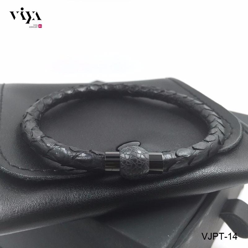Black-python-bracelet-(3)