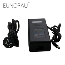 Free shipping 36V 2A Lithium ion electric bike battery Charger Used for 36v e bicycle battery
