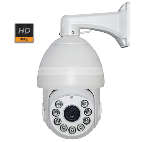6inch 1.3MP 960P Outdoor Speed Dome IR PTZ Network IP Camera 20X Zoom Onvif 7 inch 2mp ip ptz camera ir 100m 20x outdoor optical zoom outdoor waterproof ip66 1080p ip speed dome camera support onvif