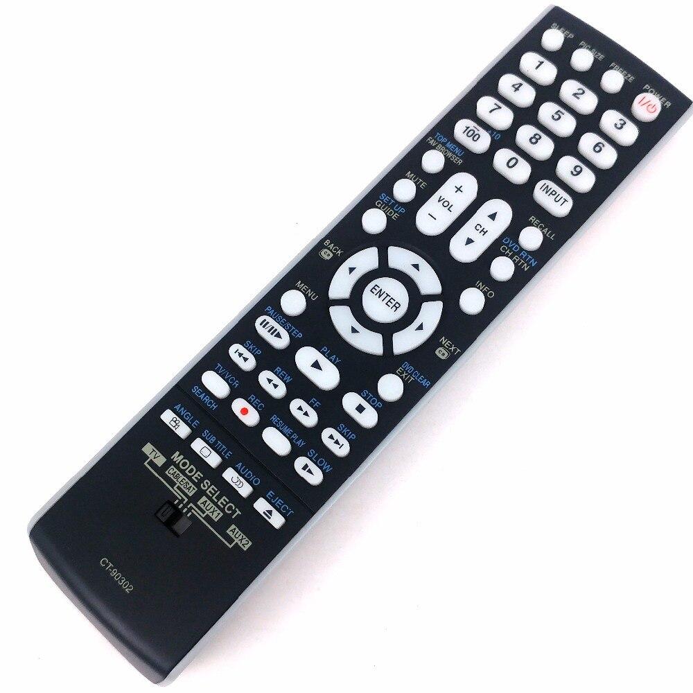 NEW Original remote control For TOSHIBA LED TV CT-90302