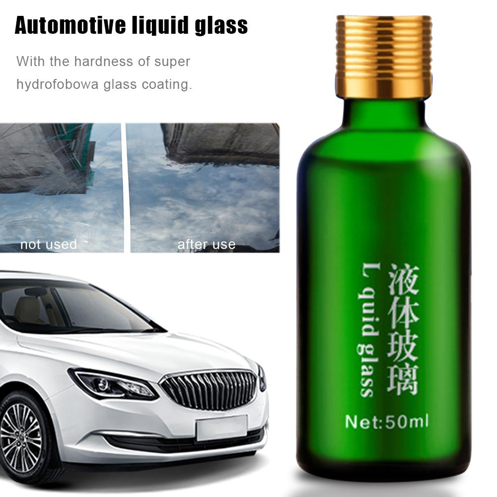 Automotive Coating Agent Plating Crystal Set Nano Car Paint Liquid Ceramic Coat High Gloss Coating Kit Windshields Nano-coated(China)