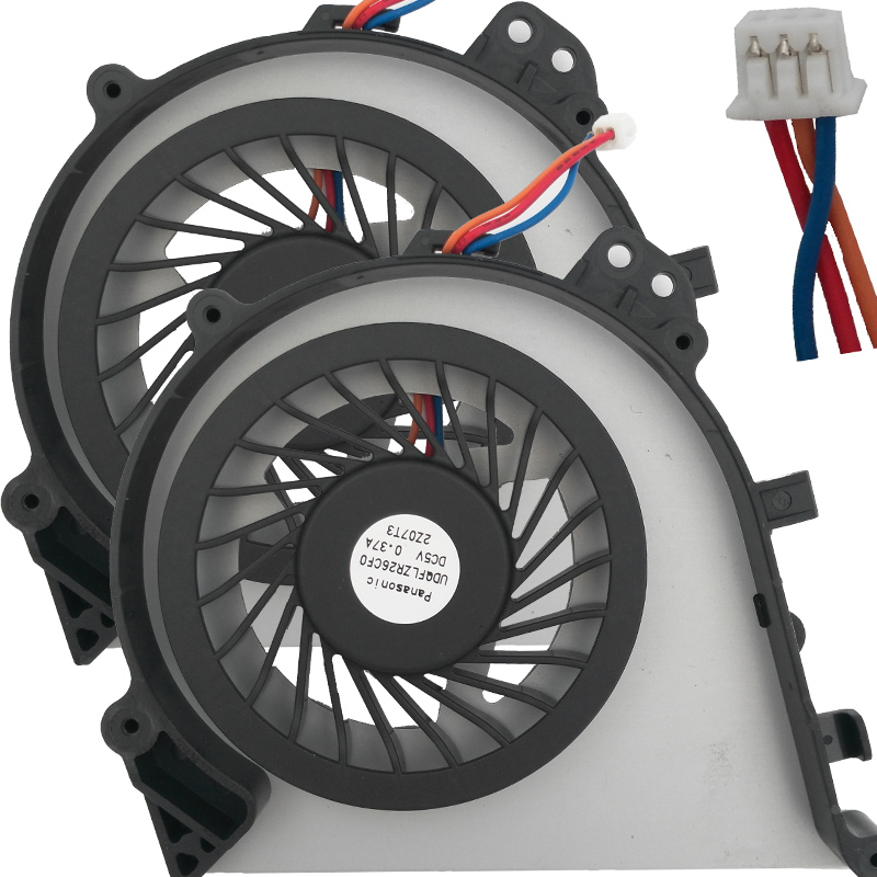 Купить с кэшбэком Original New Laptop Cooling Fan for SONY SVE14 SVE14A16ECP SVE14AA12T E14 UDQFLZR26CF0 CPU Cooler/Radiator