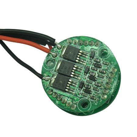Brushless motor driver 24V  200W BLDC Motor Driver Controller for 180W DC DC Fan or motor 7~15A