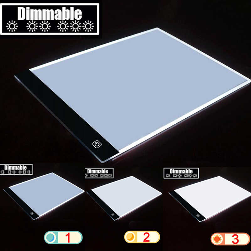 Detail Feedback Questions about Touch dimming Ultrathin 3.5mm A4 LED ... 66363a737a0d