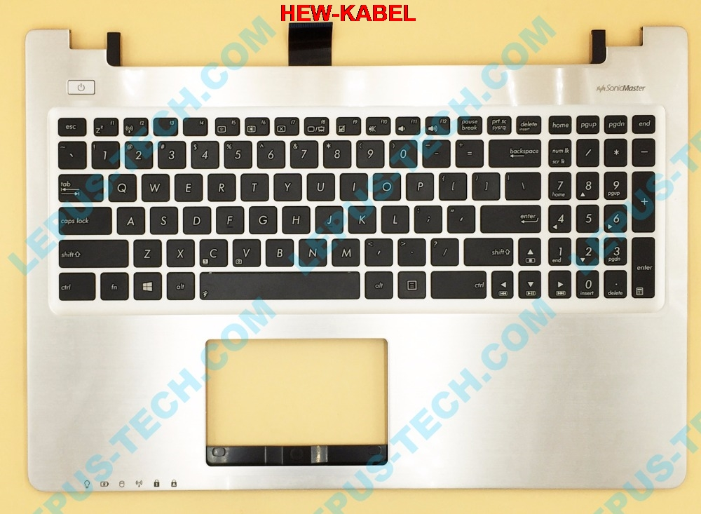 US English UK Keyboard For ASUS K56 K56C K56CB K56CM K56CA A56 A56C S56C S56 Top Cover Upper Case Palmrest 90R-NUH1K1080Y SilverUS English UK Keyboard For ASUS K56 K56C K56CB K56CM K56CA A56 A56C S56C S56 Top Cover Upper Case Palmrest 90R-NUH1K1080Y Silver