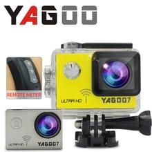 Gopro hero 5 camera ultra hd 4 К/24fps wi-fi 2.0 «170d подводный водонепроницаемая камера шлема спорта камеры