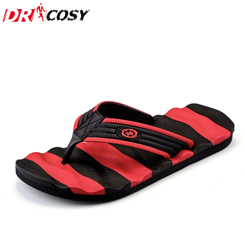 Hot Sale Summer Fashion Men Slippers Men's Breathable Casual Sandals Flip Flops Shoes Men Massage Beach Shoes Plus Size 39-48 sandals men fashion new brand buckle mens flip flop sandals casual slippers brown summer beach sandals men shoes breathable