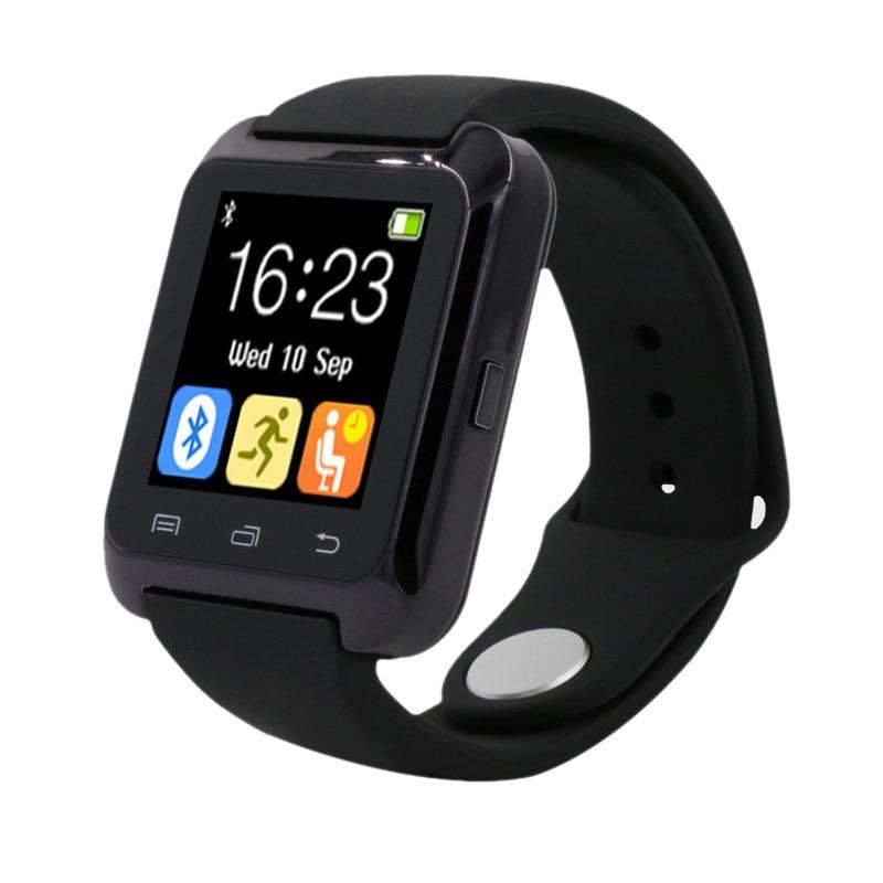 Yeni smartwatch Bluetooth erkek dijital saatler su geçirmez - Erkek Saatleri - Fotoğraf 2