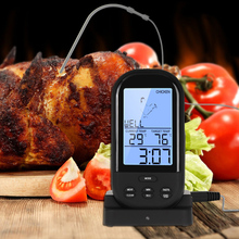 Kitchen Thermometer Oven Thermometer Digital LCD Wireless Cooking Thermometer Food Meat Grill BBQ Tools