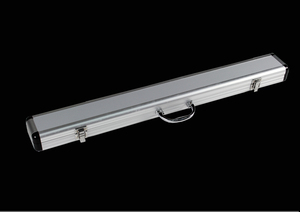 Image 2 - 70cm High Quality Aluminum alloy portable Flute Bag hard case shockproof dizi accessory cover for small C key can hold 2 flute