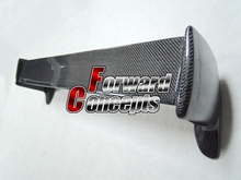 FULL CARBON FIBER 94-01 INTEGRA TYPE-R DC2 3PCS GT REAR WING TRUNK SPOILER