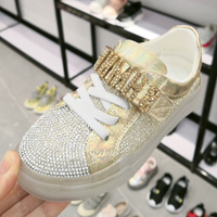 Kids Shoes 2019 Spring Fashion Girls Glitter Shoes Boys Sneakers for Kids Baby Sports Sneakers Children Shoes