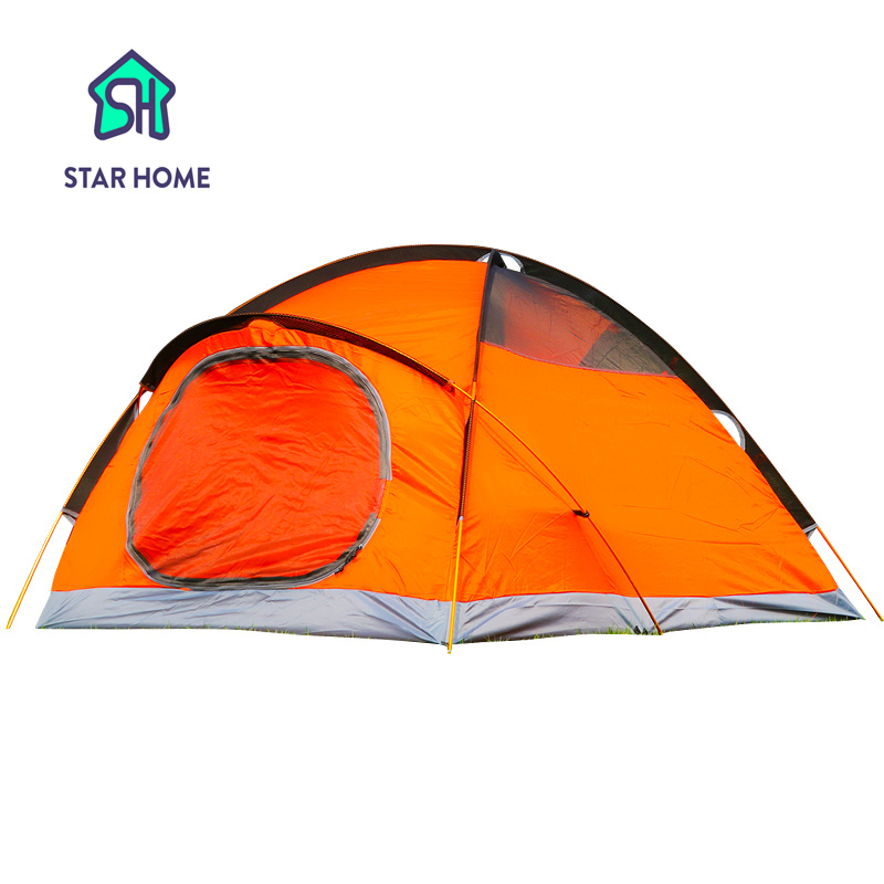 Outdoor Camping Tent Outdoor Camping 2 Person Tents Camping Tent Ultralight Waterproof 4 Season Tent flytop 3 4 person outdoor tent large capacity camping hiking waterproof tents ultralight outdoor travel tents 4 doors breathable page 4