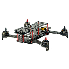 HOBBYINRC For JUMPER 266 3K Carbon Fiber Racing Combo Frame Kit DIY RC Drone Helicopters Accessories
