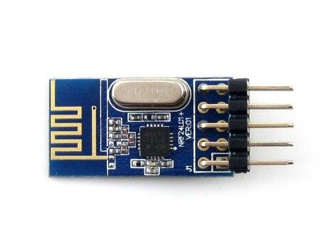 Rádio Transceptor Evaluation Board Desenvolvimento do Módulo Sem Fio 2.4G Kit Frete Grátis