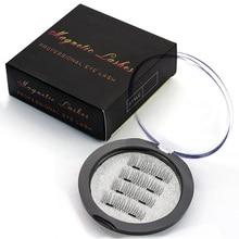 Magnetic Eyelashes 6D Lashes Double Magnet