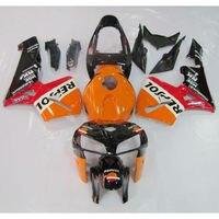 Мотоцикл мото аксессуары новый Repsol ABS обтекателя кузова комплект для Honda CBR600RR CBR 600 RR F5 2005 2006