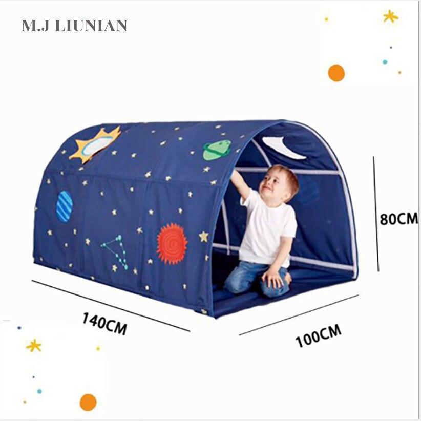 Enfants tente jouet de lit maison de jeu bébé à la maison tente Garçon fille sûr maison tente tunnel enfants jouet jeux tentes qualité supérieure Date