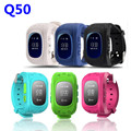 Q50 GPS Smart Kid Safe smart Watch SOS Вызова Расположение Finder Locator Tracker Смарт Мониторинг Позиционирования Телефон Q50 Малыш GPS часы
